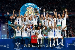 FINAL CHAMPIONS 2018 REAL MADRID - LIVERPOOL